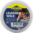 Putoline leather wax LEATHER Wax, 200 g pot, protects and...