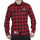 Blackheart mens shirt Redneck