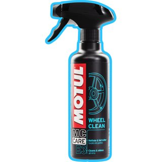 Motul Felgenreiniger MC CARE E3 WHEEL CLEAN 400 ml