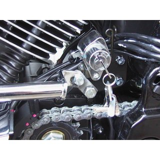 Fehling Crash bar, 2 pcs., black for Kawasaki VN 800, (VN800-A) 1995-2000 and VN 800 Classic, (VN800-B) 1996-2005ic Bj. 2000
